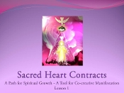 Lesson 1 - Sacred Heart Contracts