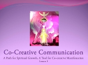 Lesson 3 - Co-creative Communication